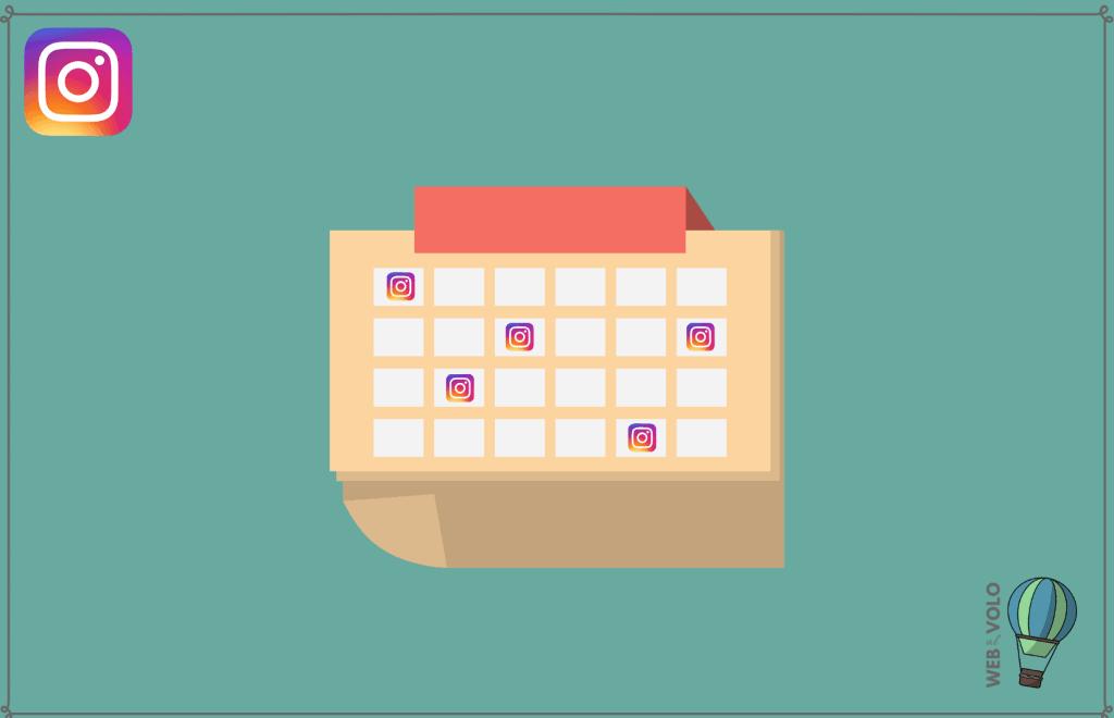 pianificare pubblicazione Instagram Stories