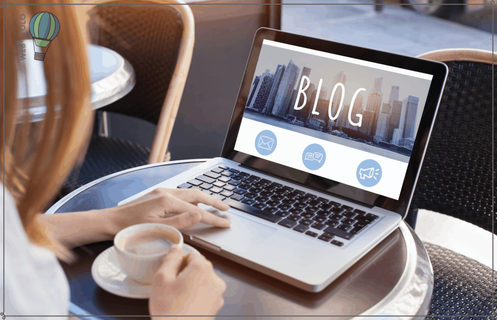 blog per ristorante