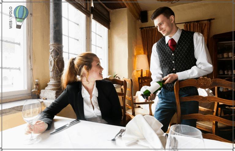 attirare clienti al ristorante