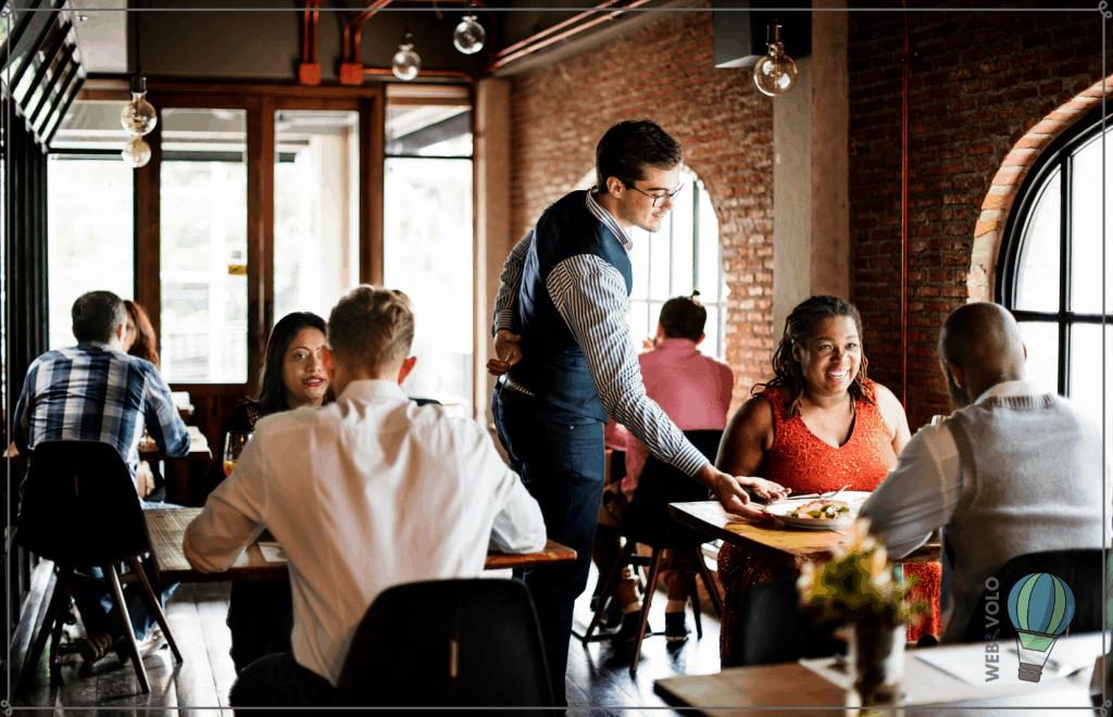 casi studio ristorazione