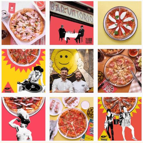 comunicazione pizzeria berberè
