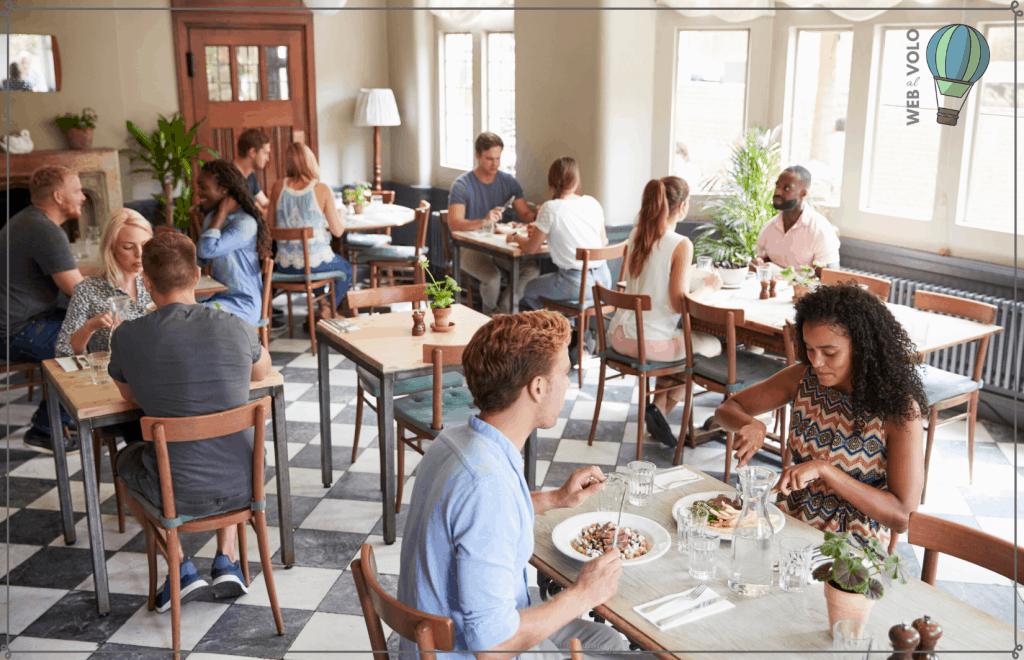 idee per attirare clienti in un ristorante
